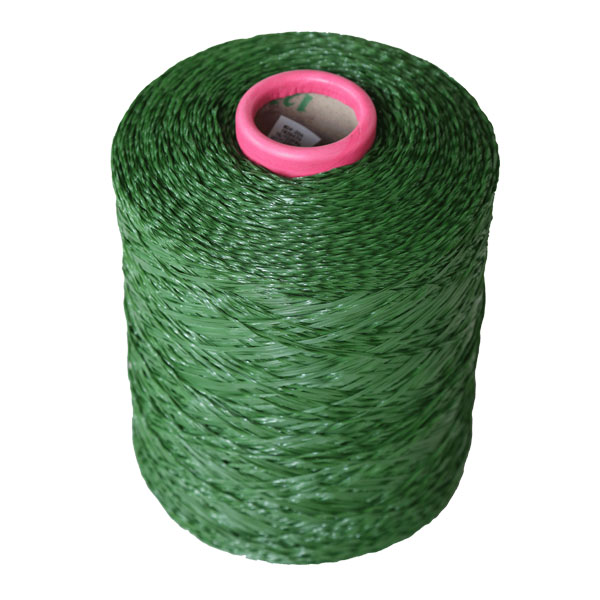 Synthetic grass yarn for landscaping