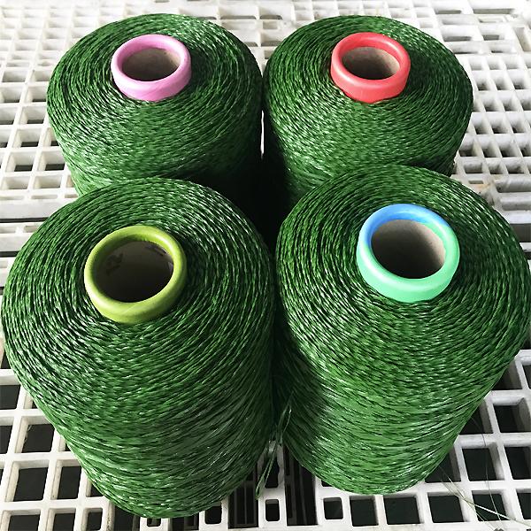turf green grass yarn