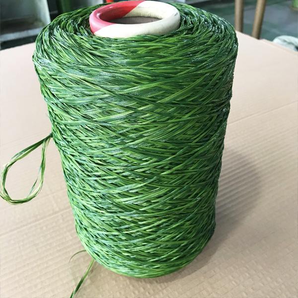 bicolor  grass yarn