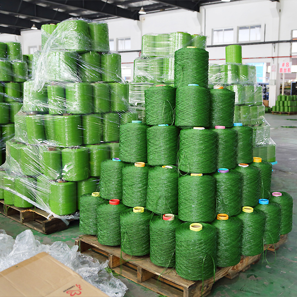 excellent uv stability grass yarn